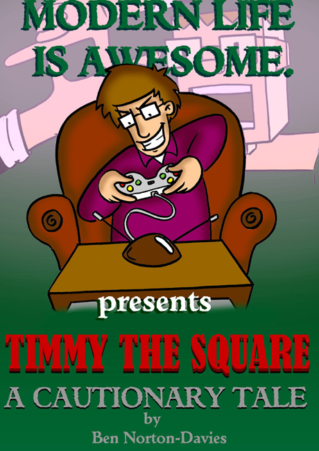 Timmy The Square